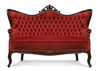 Möbel Symbol-Couch