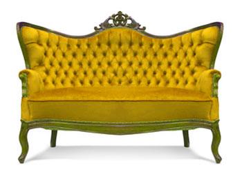 Tapezieren Symbol-Couch